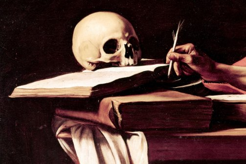 Why Write Horror? Because it's always there…
