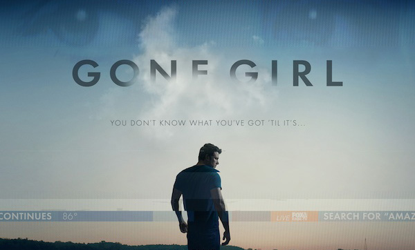 Gone Girl and Others: Connecting the Dots to Politicize Fiction