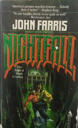 Traveler's Book Review: Nightfall by John Farris