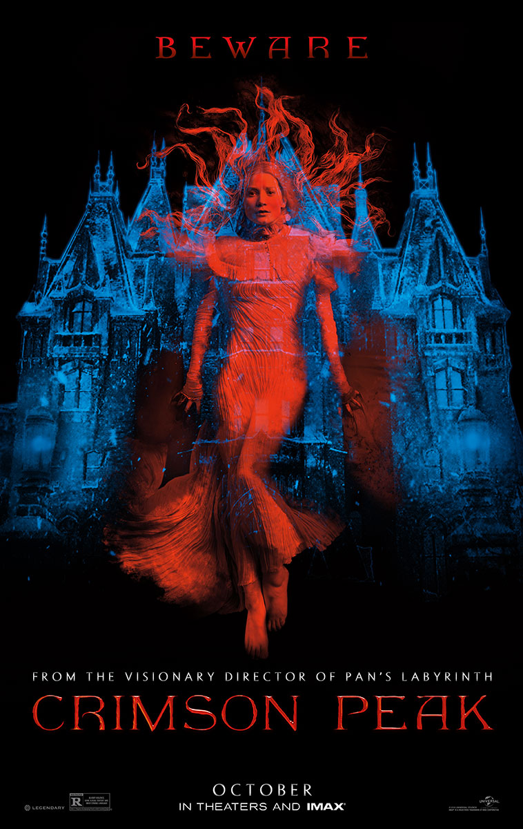 About That Crimson Peak Trailer…