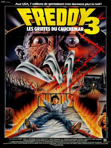 Nightmare on Elm Street 3 - France