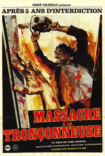 The Texas Chainsaw Massacre - France